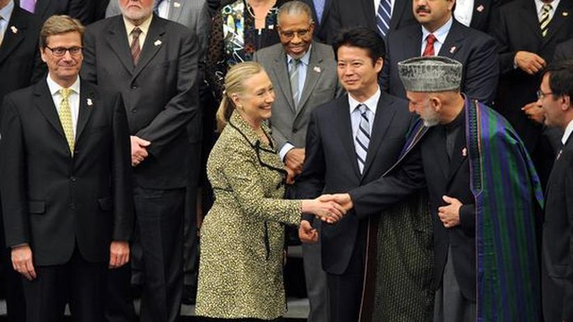 Afghanistan: Milliardenhilfe im Gegenzug zu Reformen