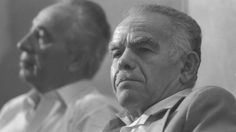 Likud-Partei: Ehemaliger israelischer Regierungschef Schamir ist tot