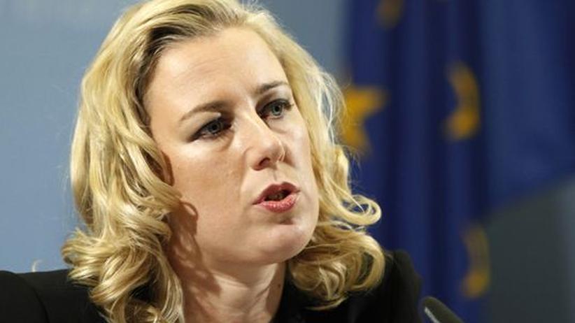 Euro-Krise: Finnische Finanzministerin droht mit Euro-Austritt