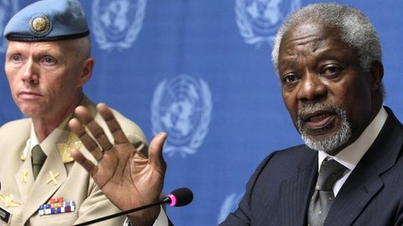 Syrien: UN wollen direkt mit Russland und China sprechen