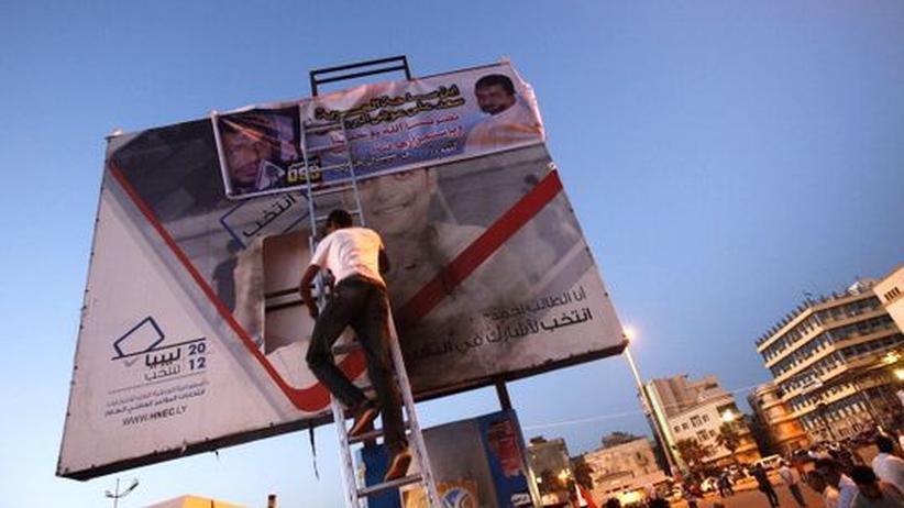 Wahl in Libyen: Gaddafi ist weg, das Land bleibt unversöhnt