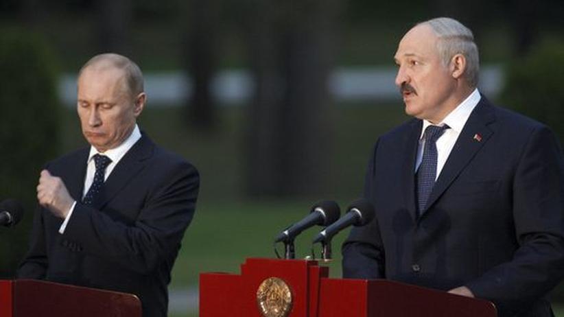 Weißrussland: Europas vergessene Diktatur