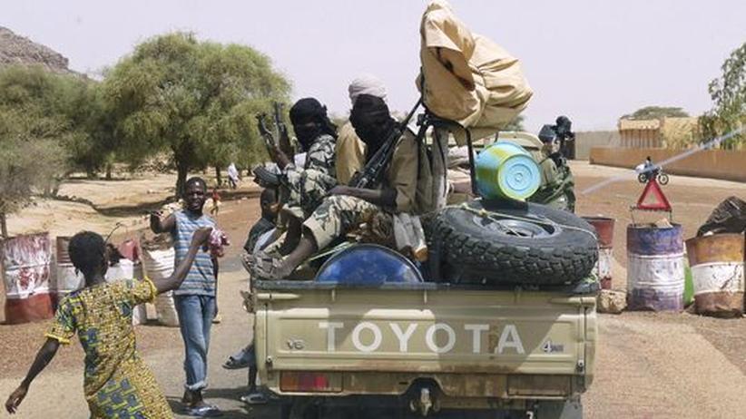 Nord-Mali: Tuareg verlieren letzte Stadt an Islamisten