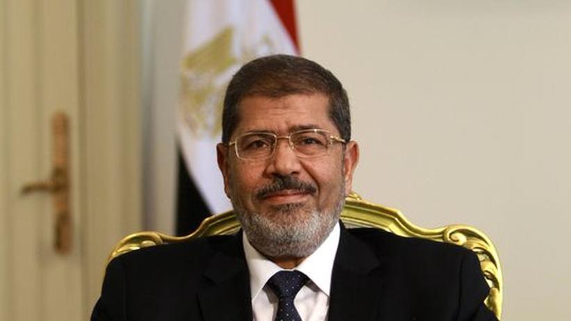 Nahost: Ägyptens Präsident sendet Friedenssignale an Israel