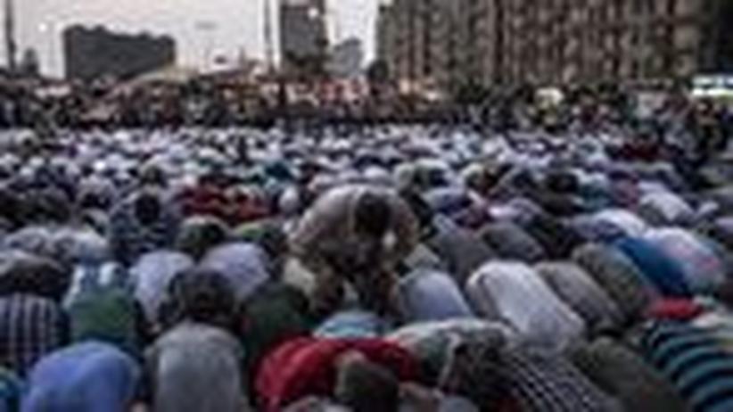 Arabische Revolutionen: Keine Angst vor dem Islamismus