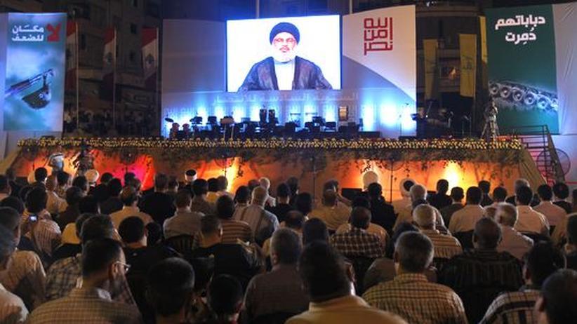 Naher Osten: Die Angst der Libanesen vor dem Syrien-Krieg