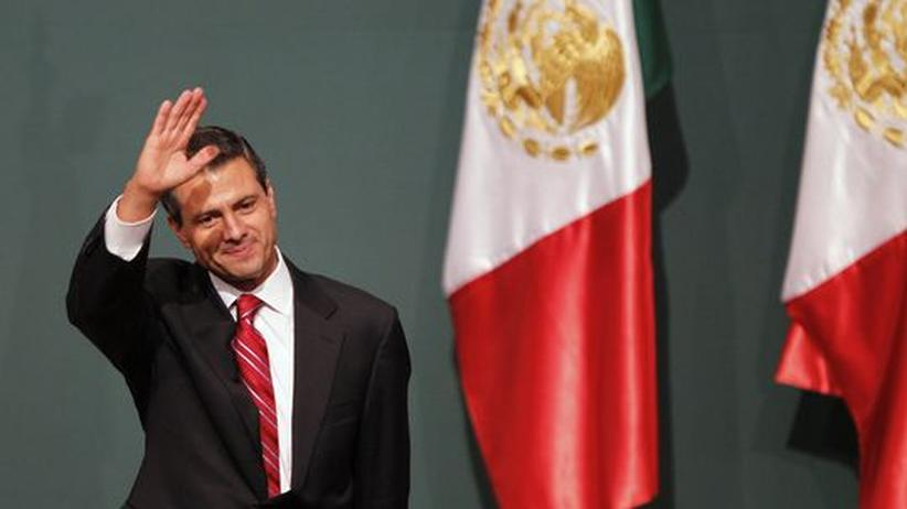 Enrique Peña Nieto: Mexikos rätselhafter Wahlsieger