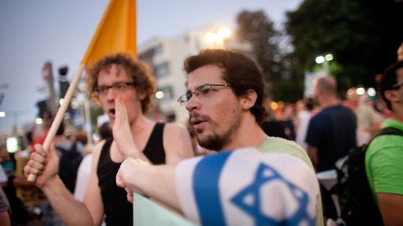 Nahost: Israels zerrissene Jugend