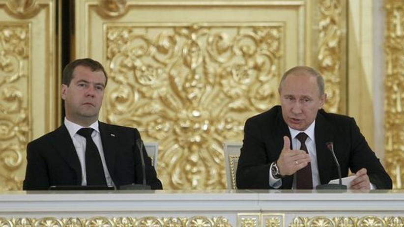 Russland: Ausländische NGOs gelten nun als Auslandsagenten