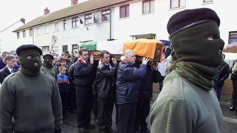 Nordirland-Konflikt: Terrorgruppen gründen neue IRA-Organisation