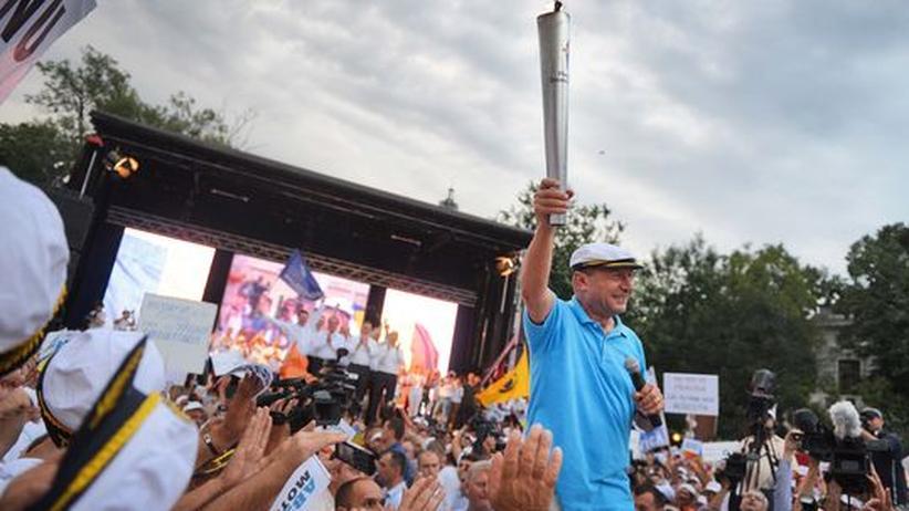 Referendum: Rumänen entscheiden über Absetzung ihres Staatspräsidenten