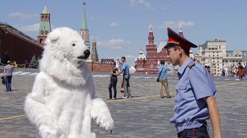 Russland: Vom Ausland finanzierte NGO-Mitarbeiter gelten als Agenten