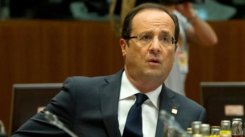 François Hollande: Der Ausbrecher
