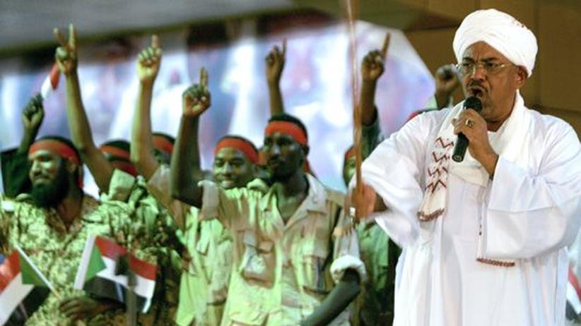 """Sudan: """"Leck deinen Ellbogen!"""""""