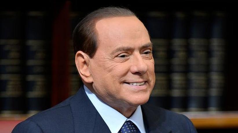 Italien: PDL will Berlusconi wieder als Regierungschef