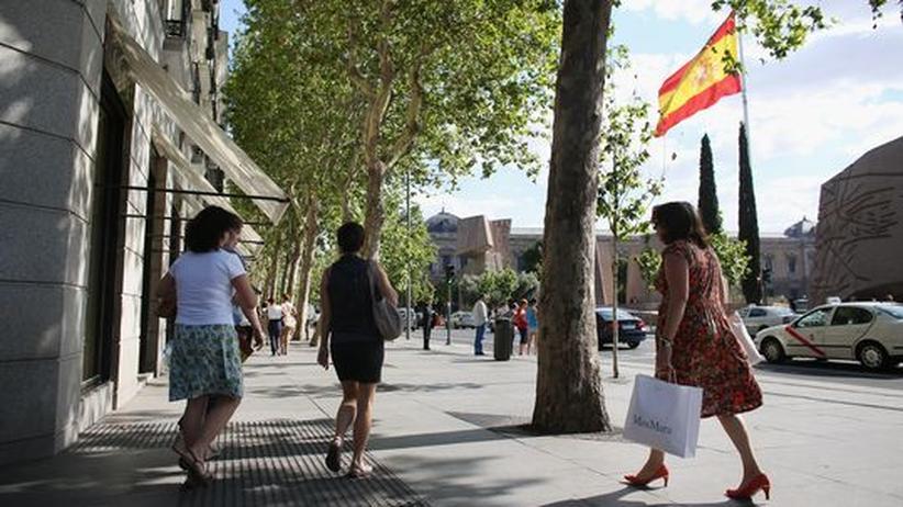 Euro-Krise: EFSF könnte spanische Anleihen kaufen
