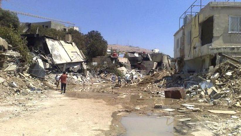 Bürgerkrieg: Syrische Rebellen ziehen sich in die Provinz zurück