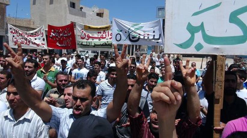 Genfer Konferenz: Opposition hält Syrien-Konferenz für gescheitert