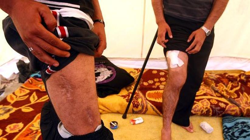 HRW-Bericht: Assads Handlanger foltern mit Batteriesäure und Kälteschocks
