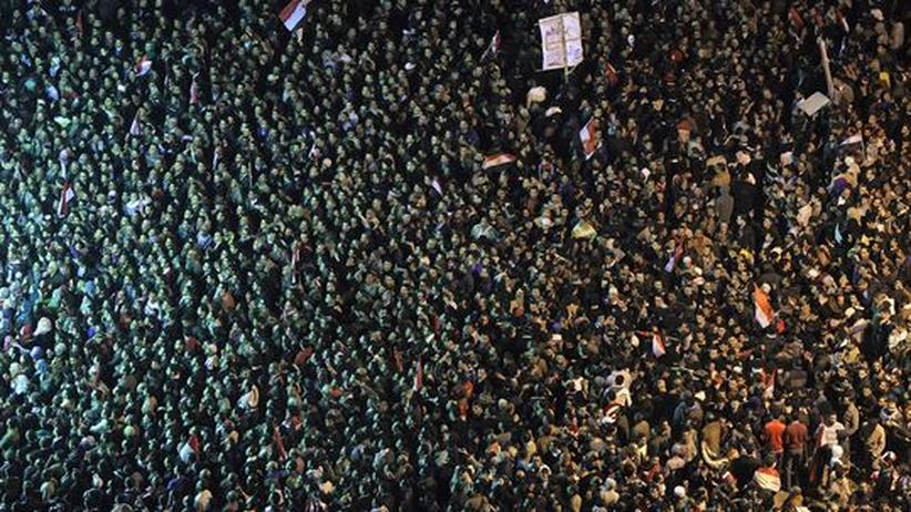 Umbruch: Ägyptens Revolutionäre müssen Wahlkampf lernen