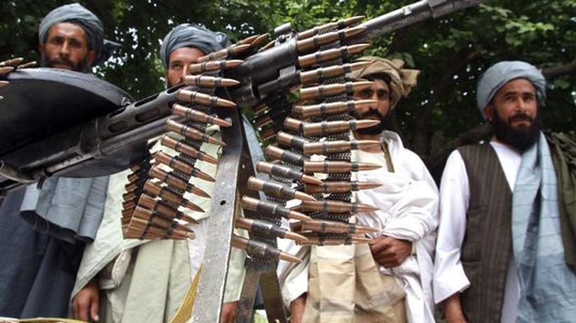 Widerstandskämpfer: Taliban befürchten Niederlage in Afghanistan