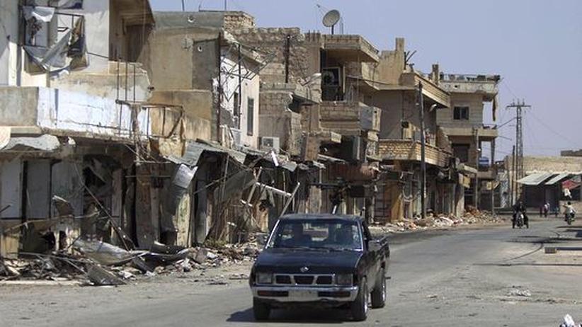 Bürgerkrieg: In Syrien müssen Kriegsverbrechen geahndet werden