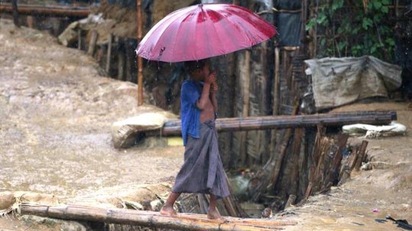 Unruhen: Birmas vergessene Minderheit