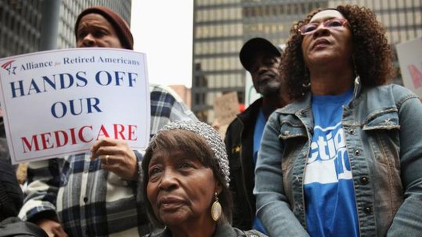 US-Wahlkampf: Der Sozialstaat ist den Amerikanern peinlich