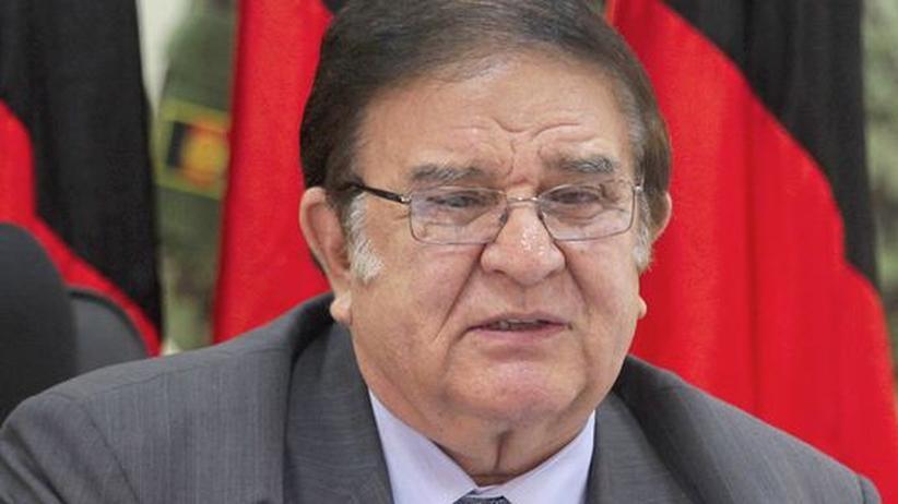 Regierungskrise: Afghanistans Innen- und Verteidigungsminister treten zurück