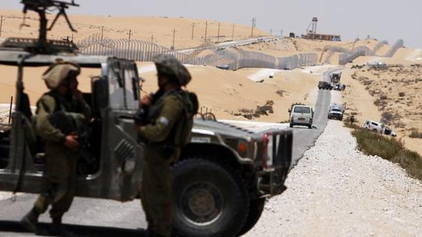 Sinai: 16 Tote bei Angriff auf ägyptischen Grenzposten