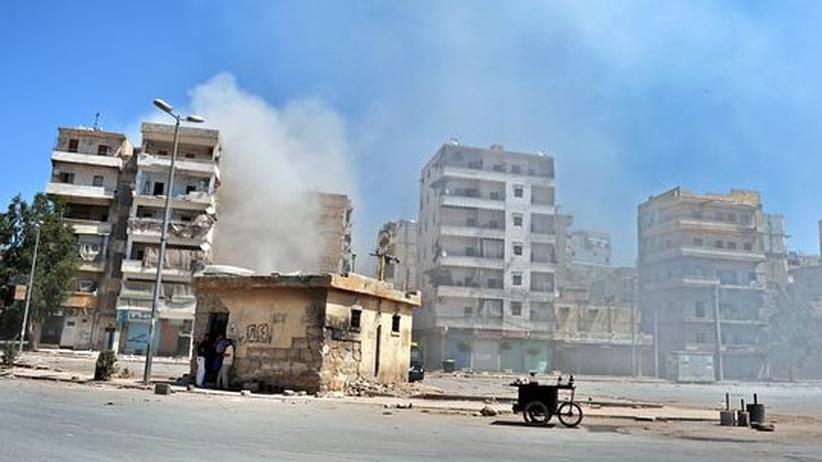 Bürgerkrieg: Zwei Wege führen zu einem freien Syrien