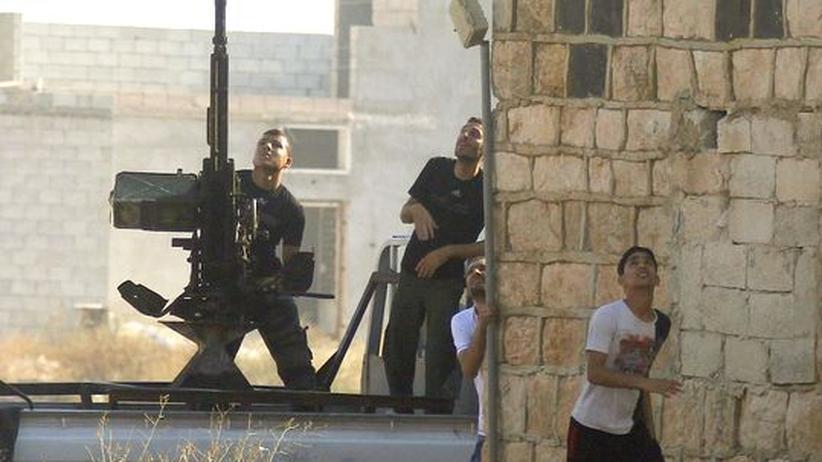 Syrien: Assads Truppen rücken in Rebellen-Viertel vor