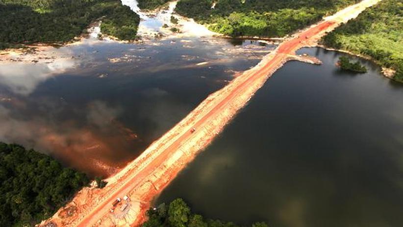 Brasilien: Gericht stoppt Bau von Amazonas-Kraftwerk