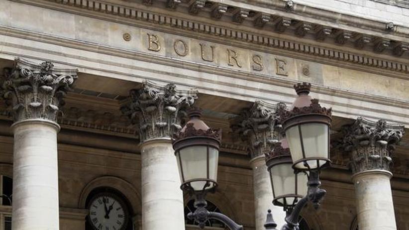 Kapitalmarkt: Frankreich startet eigene Finanztransaktionssteuer