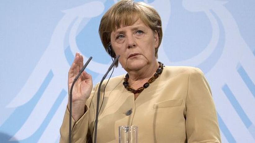 Euro-Krise: Merkel drängt auf Zeitplan für neuen EU-Vertrag