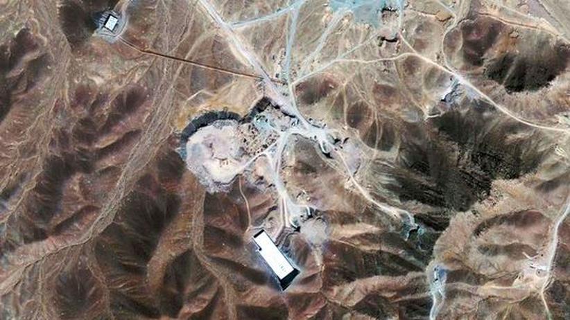 IAEA: Iran soll Urananreicherung massiv ausgeweitet haben