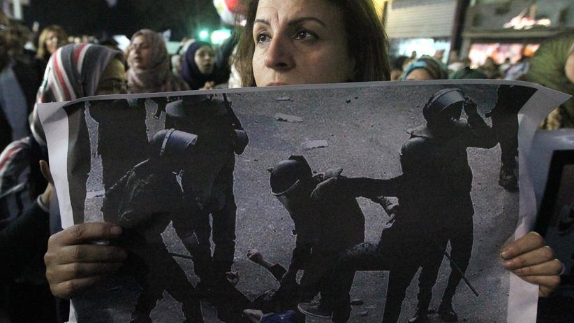 Sexuelle Belästigung: Frauen, die Opfer der ägyptischen Revolution