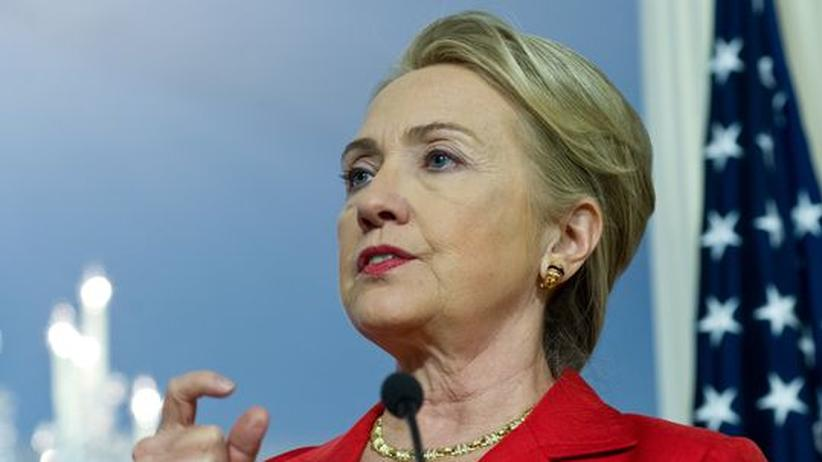 Hillary Clinton: Loyal zu Obama bis zur Erschöpfung