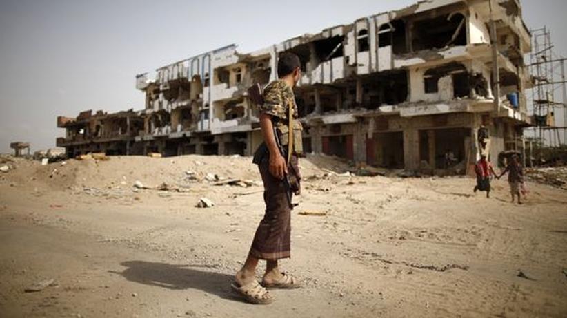 Jemen: Selbstmordattentäter tötet Dutzende