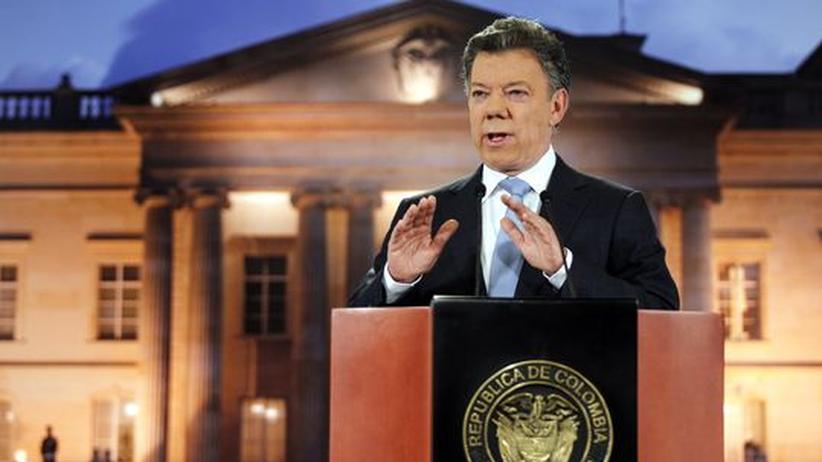 Farc-Guerilla: Kolumbien führt Friedensgespräche mit Rebellen