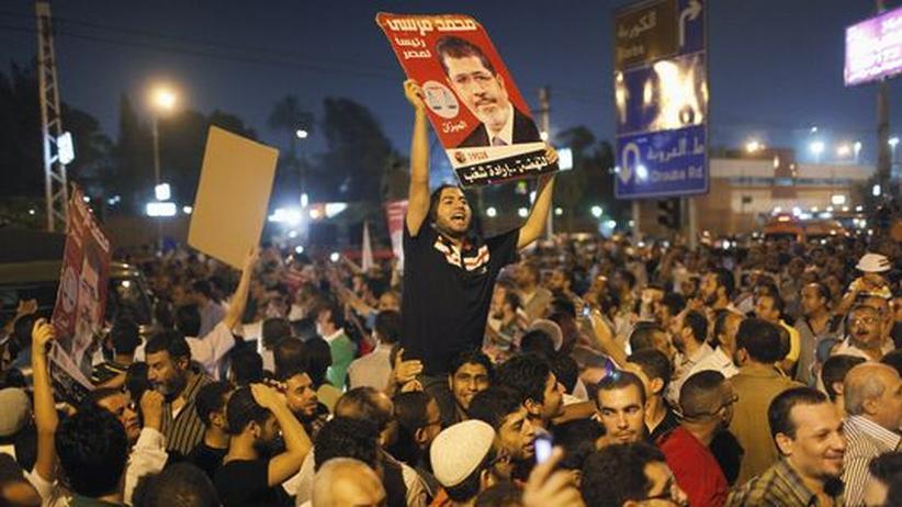 Ägypten: Mursis Kampfansage löst Jubel und Sorge aus