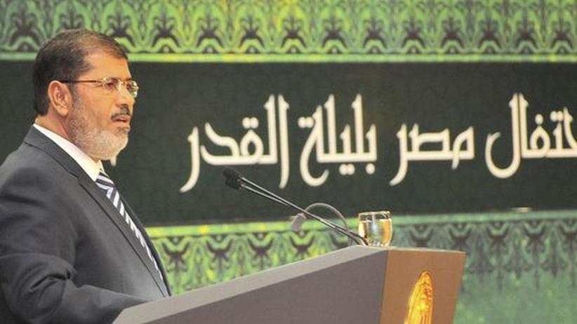 Muslimbrüder: Mursi hat das Richtige für Ägypten getan