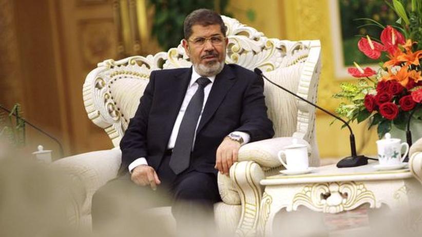 Ägyptischer Präsident: Mursi brüskiert Iran und Syrien