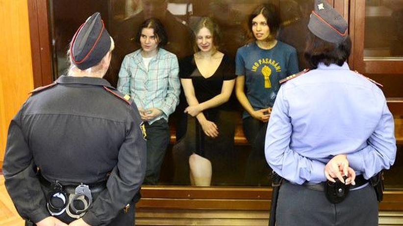 Pussy-Riot-Urteil: Putins Geisteshaltung ist das Problem