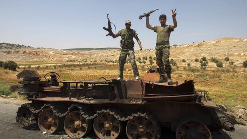 "Kampf um Aleppo: Assad ruft ""Entscheidungsschlacht"" aus"