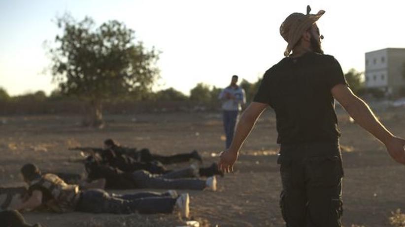Bürgerkrieg: Syriens Opposition beklagt neues Massaker nahe Damaskus