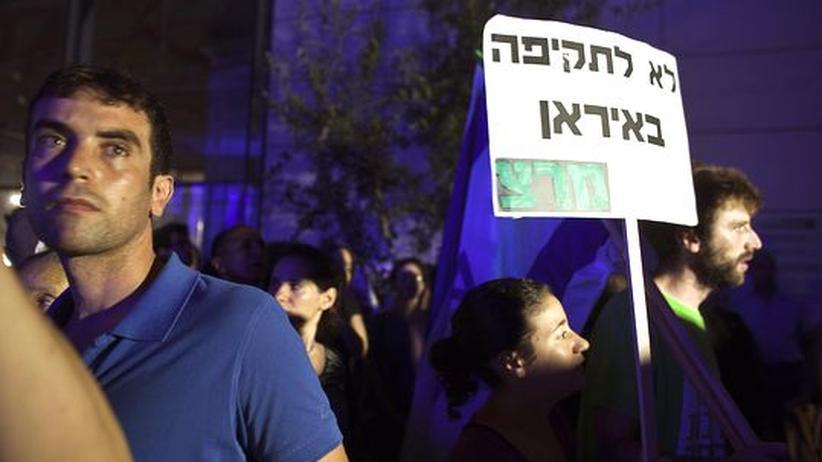 Atom-Konflikt: Israel will Verhandlungen mit Iran für gescheitert erklären lassen