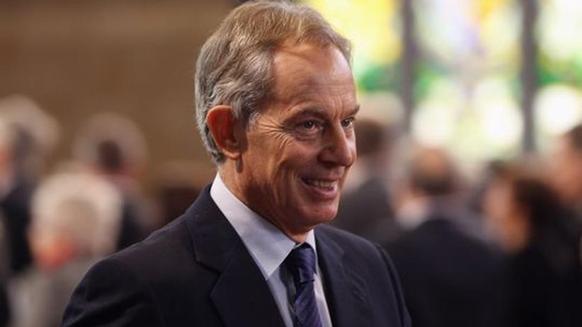 """Tony Blair: """"Der Hauptzweck Europas ist Macht"""""""