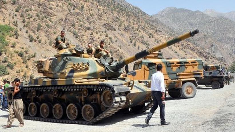 Unruhen: Krieg in Syrien verschärft Kurdenkonflikt in der Türkei