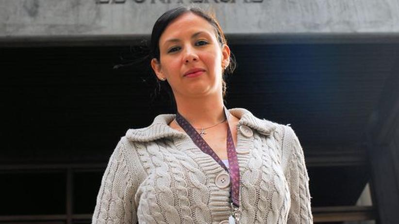 Caracas: María Isoliett Iglesias